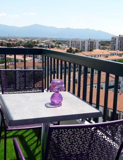 Balcon du Purple Lovt