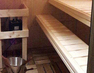 Sauna Purple Lovt